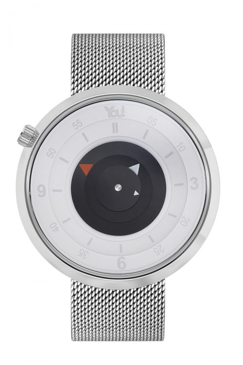 You Watch YW9005 Galaxy Silver Kol Saati